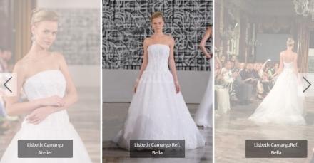 Vestidos de novia en santa marta colombia
