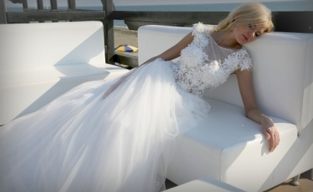 Vestidos de novia sencillos y baratos colombia